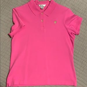 Lilly Pulitzer knit polo